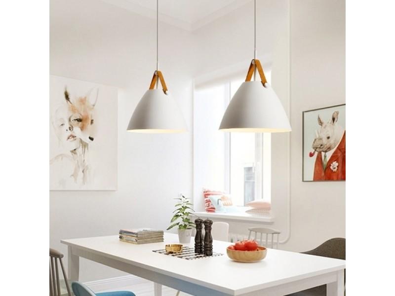 Lampe Suspendue Luminaire Salon Led Simple Moderne Nordique A