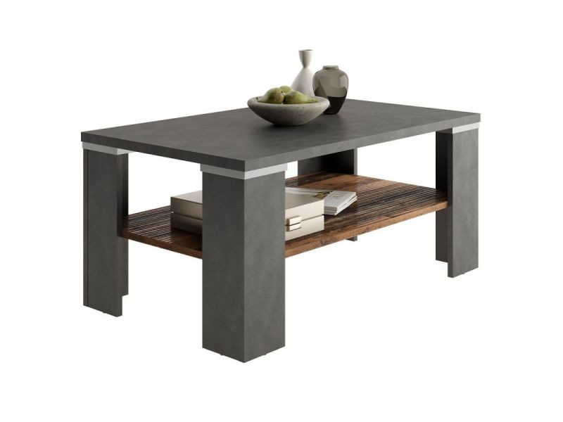 Paris prix - table basse rectangulaire \