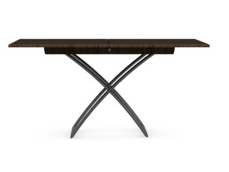 Table basse relevable extensible italienne magic j smoke - Table basse relevable extensible conforama ...