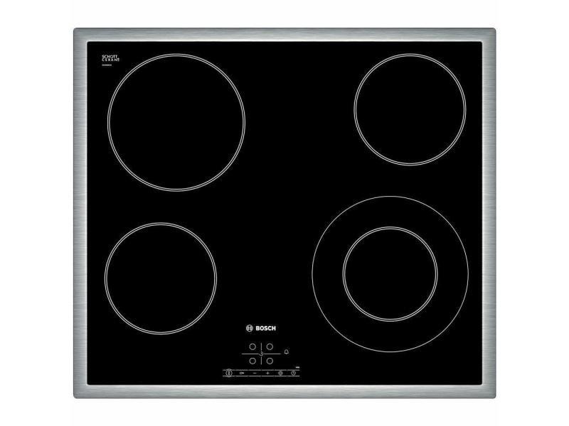 Plaque vitrocéramique bosch 6600w 58cm, 4242002717029 CDP-PKF645B17E